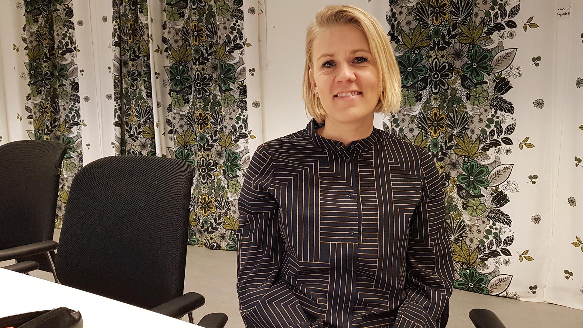 Louise Weinfors Lockström