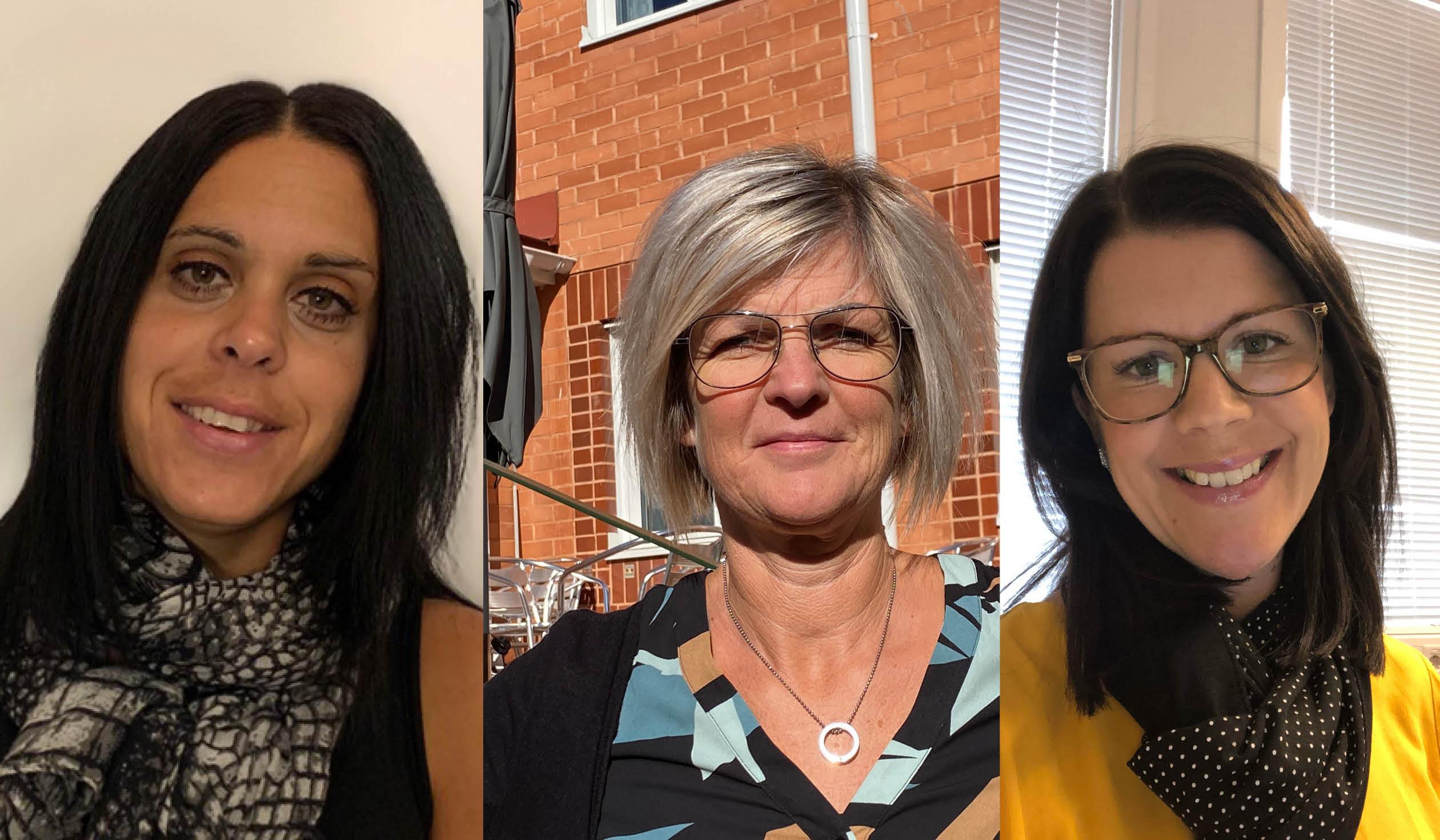 Deltagare ur ledarutvecklingsprogrammet 2020